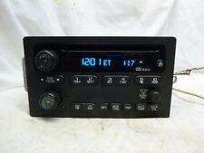 02 03 Chevrolet Trailblazer Sonoma Radio Single Cd Player 15091316 EG25