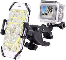 Aleación de aluminio de montaje en carril bici carretera Adaptador de asiento de carreras se adapta para Cámara GoPro