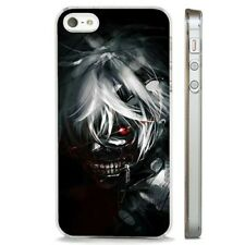 Tokyo Ghoul Anime Manga Art CLEAR PHONE CASE COVER fits iPHONE 5 6 7 8 X