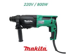 Makita M8701m Rotary Hammer Drill 26mm Length 27kg 220v Corded Mt870gs Follow