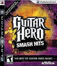 NEW Guitar Hero Smash Hits (Sony Playstation 3, 2009)