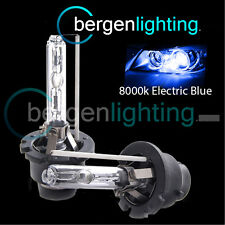 D2S ELECTRIC BLUE XENON LIGHT BULBS MAIN HIGH BEAM 8000K 35W FACTORY OEM HID 3