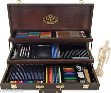Royal & Langnickel Premier Sketching and Drawing Deluxe Art Wood Chest Kit