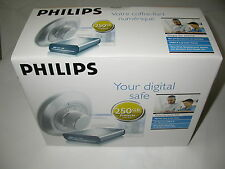 Philips SPD5110CC 250 GB,Externe Festplatte,7200 RPM, 3,5 Zoll SPD5110CC NEU