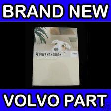VOLVO SERVICE BOOK S40 V50 S60 V70  S80 PLUS XC's