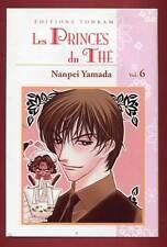 NAPEI YAMADA: LES PRINCES DU THE N°6. TONKAM. 2006.