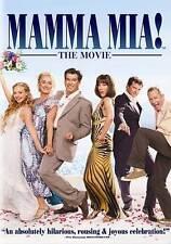 Mamma Mia (DVD, 2009, 2-Disc Set, Widescreen)