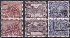 INDIA 1940-49 SG310.SG269b.SG309 PAIRS