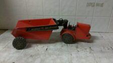 Marx Toys Lumar Rocker Dump Orange