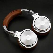 Music Headphones DJ Studio Noise Isolation Monitoring Bass Headset Over Ear