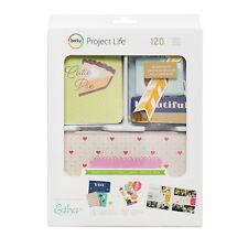 Project Life GARDEN PARTY Value Kit (120) PCS scrapbooking 380679