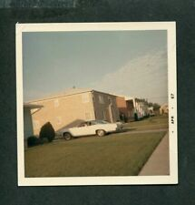 Vintage Car Photo 1966 Chevrolet Chevy Impala in Driveway 397162
