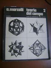 A. Marcolli : Teoria del campo 2, corso di metodologia della visione 1980