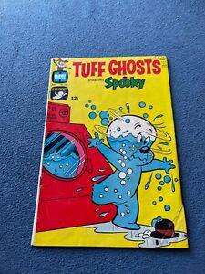 HARVEY Comic Tuff Ghosts Starring SPOOKY #33 June 1969