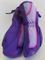 HEAD Jr.  Ski Mittens, Insulated - Size - XXS - Purple/Pink