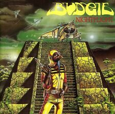 Budgie - Nightflight [New CD] Bonus Tracks
