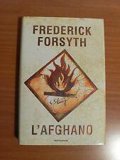L'afghano - Frederick Forsyth - Mondadori - 2006