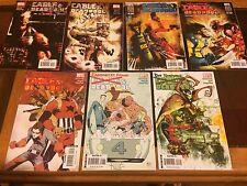Cable & Deadpool 2004 Marvel #41,42,43,44,45,46,47 Run Lot Of 7 Comics Wolverine
