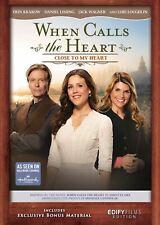 When Calls the Heart Season 5 - Movie #6: Close to My Heart
