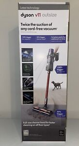 "BRAND NEW Dyson - V11 Outsize Cordless Vacuum - Red/Nickel "" Never Open"" SV16"