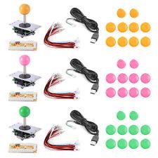 Zero Delay Arcade Game Controller USB Joystick Kit para MAME Raspberry Pi 1/2/3