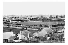 Sydney REDFERN Albert Cricket Ground circa 1870-77 modern digital Photo Postcard