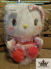NWT Hello Kitty Medium Size Plush!! Cute Kimono & Bow! Toreba Exclusive Plush!!