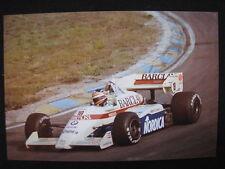 Photo Arrows BMW A7 1984 #18 Thierry Boutsen GP F1 Zandvoort (NL)