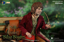 LOTR / THE HOBBIT~BILBO BAGGINS~SIXTH SCALE FIGURE~ASMUS TOYS~SIDESHOW~MIB