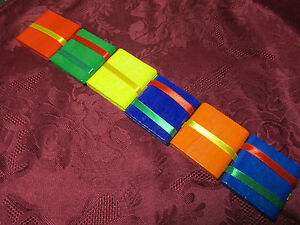 """Wooden Jacobs Ladder Classic Kids Toy 12"""""""