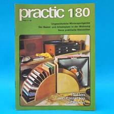 DDR practic 1/1980 Spielwand Vogel-Marionette Mini-Pucki Suralin Wintersport R