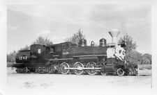 Z853 RP 1955 UNION PACIFIC RAILROAD LOCO #1242 CHEYENNE WY