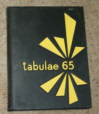 Tabulae 1965 Lyons Township High School yearbook annual year book Illinois