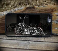 Ape Hanger Harley Davidson Black iPhone 6 6S + Custom Case