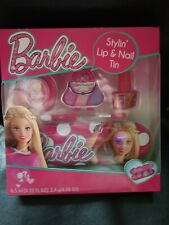 Barbie Styling Lip and Nail Tin