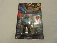 TMNT Teenage Mutant Ninja Turtles Star Trek Chief Medical Officer Raphael 1994
