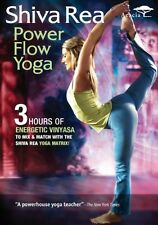 Shiva Rea: Power Flow Yoga (2010, DVD NEW)
