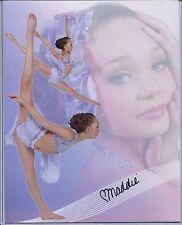 Maddie Ziegler ++ Autogramm ++ SIA ++ Chandelier ++ Dance Moms