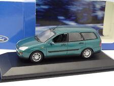 Minichamps 1/43 - Ford Focus Break Verde