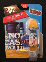 TECH DECK Fun Shape Series 2 1/8 Zero No Cash Value Finger board Display Stand