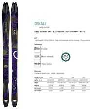 New Dynafit Denali 184cm 99mm backcountry freeride touring skis 2016 Msrp$900