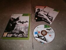 Jeu XBOX360 PAL Version Française: BATMAN ARKHAM CITY