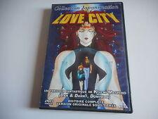 DVD MANGA - NOM DE CODE: LOVE CITY - THRILLER fantastique - Koichi Mashimo