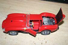 Danbury Mint 1/24 Scale Diecast - 250TR 1958 Ferrari 250 Testa Rossa Red