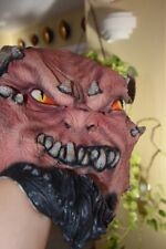 Ghost Ghoul Goblin Demon Mask Chest Piece Gloves Halloween Mask Rare