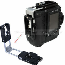 Adjustable Vertical Quick Release Plate Holder for Nikon Pentax SLR SLT Camera