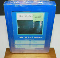 The Alpha Band Self Titled 8 Track Factory Sealed New Old Stock