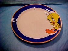 """*TWEETY BIRD 9 7/8"""" DINNER PLATE GIBSON  2002 Warner Bros  Looney-Tunes  TWEETY"""