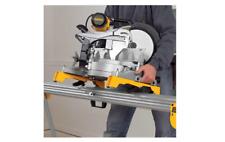 DEWALT Miter Saw Workstation Mounting Brackets Professional Metal Stand Tool