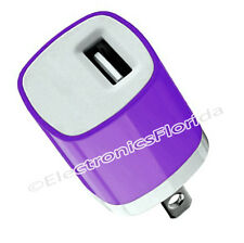 USB Wall Charger Fast 1A USB Adapter For Galaxy S5 S4 S3 Note 3 iPhones LOT B300